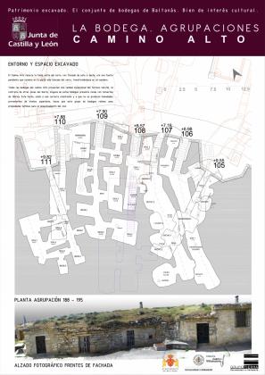 Patrimonio Excavado - El Conjunto de Bodejas de Baltanás, Bien de Interés Cultural