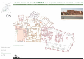 Arquitectura de tierra en el sur de Marruecos: 10 años – 10 proyectos_10
